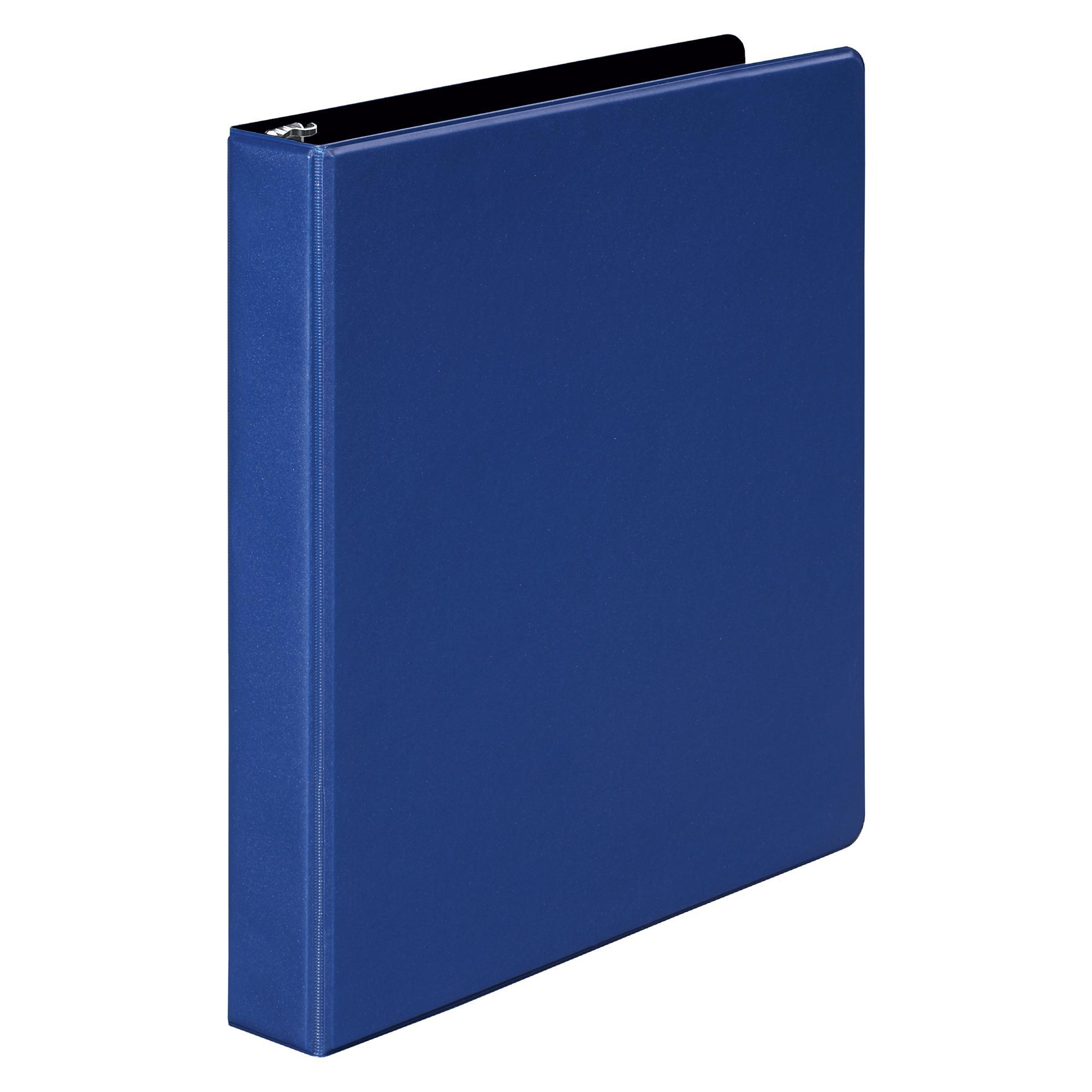Binder A3 3d 38mm Portrait Blue Ziggies Educational Supplies