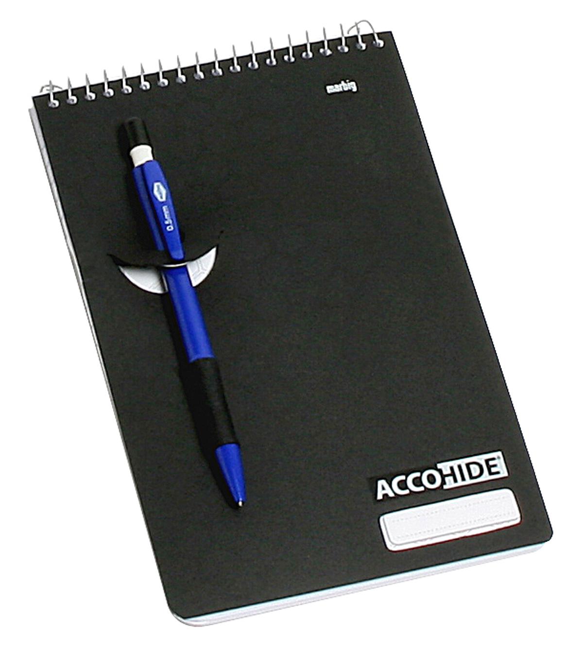 Notebook Spiral 200x127mm 200 Page Top Bound