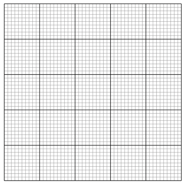 graph paper 1mm grid a4 ream 500  fs