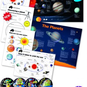 Solar system PACK CAT COPY