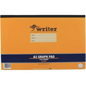 a3 2mm graph pad