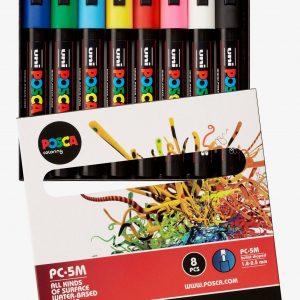 POSCA PC5M8A